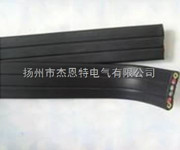 阻燃耐高温移动扁平形橡套电缆