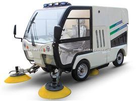 電動四輪駕駛式清掃車