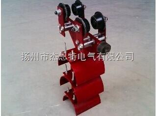三层工字钢电缆滑线电缆滑车