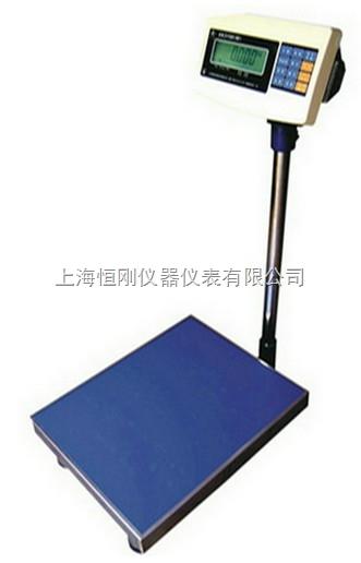 高质量高精度液晶显示电子台秤