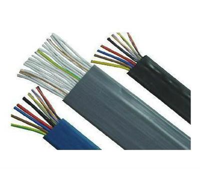 YB橡套 硅橡胶 橡胶护套扁电缆