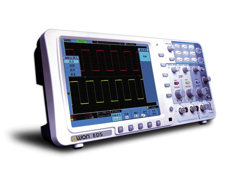 利利普60M带宽数字示波器EDS062C