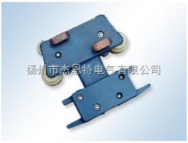 复合管转弯型四极管式集电器