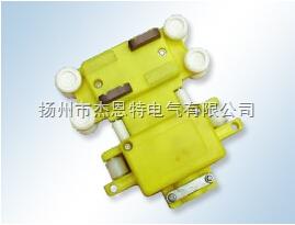 转弯型四极管式集电器