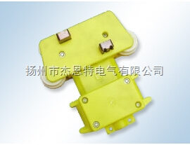 防尘型转弯型四极管式集电器