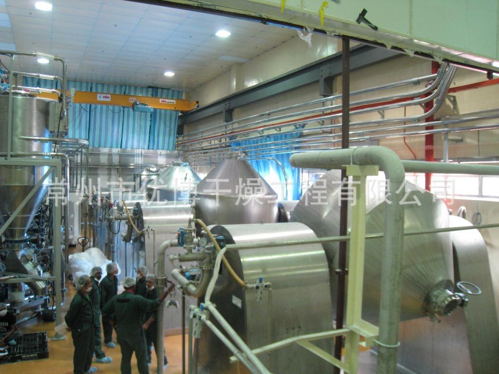 SZG-4000磷酸铁锂双锥回转真空干燥机