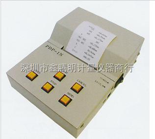 日本PEACOCK孔雀量表 PDP-1N 打印機