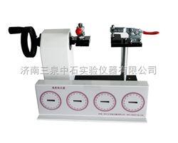 QB/T1128聚乙烯薄膜扭捻性残留角度测定仪