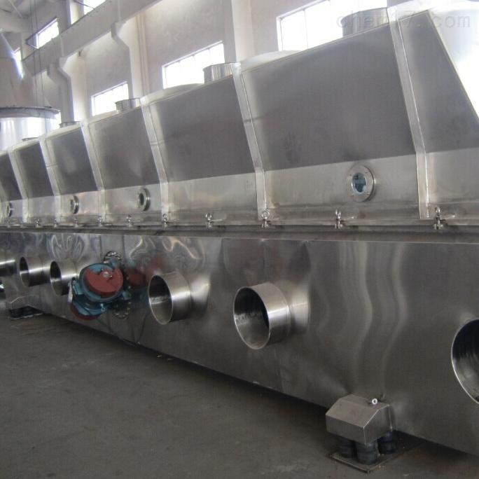 葡萄糖酸钠振动流化床专用干燥设备