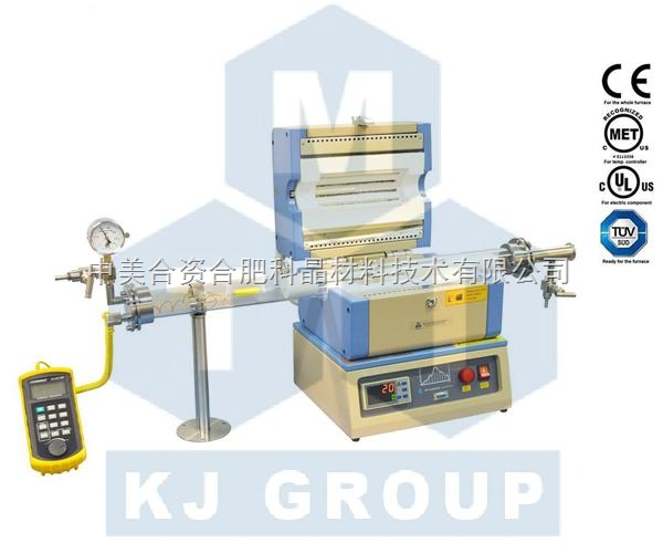 1200℃小型磁力滑动管式炉--otf-1200x-s-dvd图片