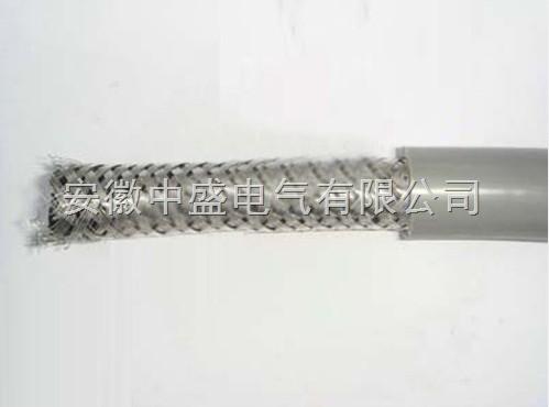 耐弯曲拖链屏蔽电缆