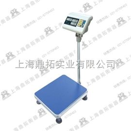 TCS经济型500公斤台秤,碳钢花纹面板电子台秤