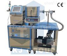 小型PECVD管式爐系統--OTF-1200X-50-PE-S