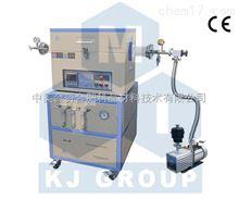 1200℃單溫區三通道混氣CVD系統-OTF-1200X-80-I-F3LV