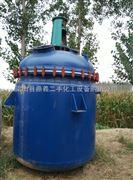 二手3噸搪瓷反應釜