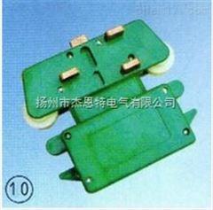 大七级集电器JD7-16/25配管64.5*93,7极滑线,多极集电器
