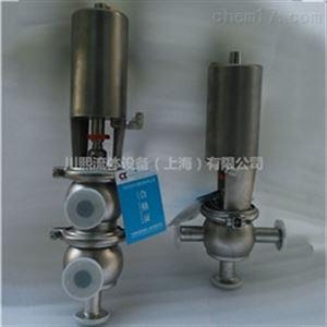 卫生级气动换向阀产品图片