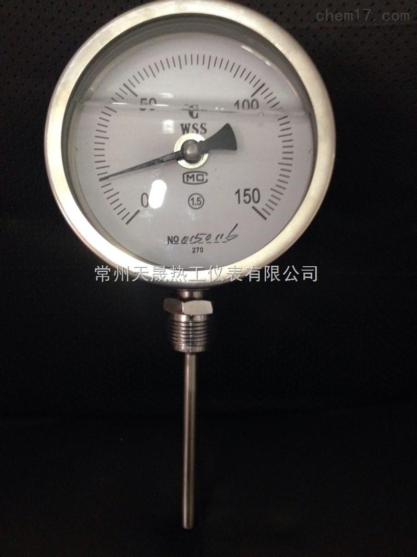 WSS411双金属温度计规格