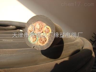 橡套电缆YZW-5*1.5铜芯耐油污电缆