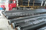 南通聚氨酯预制蒸汽复合保温管 直埋保温管厂家