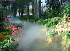 深圳屋顶冷雾降温系统
