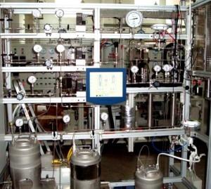 多功能微反催化剂评价装置