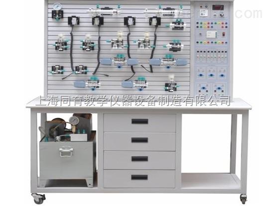 3 泵站 (装在实训台内) 拖动直流电机 1 专用直流电源及调速控制电路