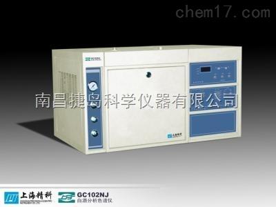 白酒分析气相色谱仪,上海仪电 上海精科 GC102NJ白酒分析气相色谱仪
