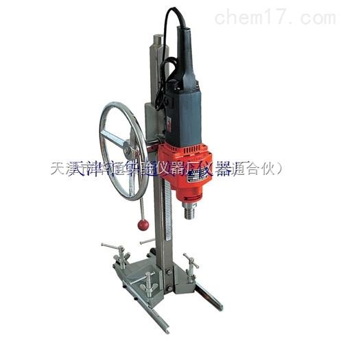 天津混凝土电动取芯机 砼钻孔取芯机价格