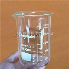 3000ml烧杯 玻璃刻度烧杯 低型烧杯