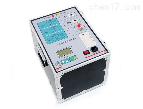 智能化抗干扰介质损耗测试仪出厂|价格