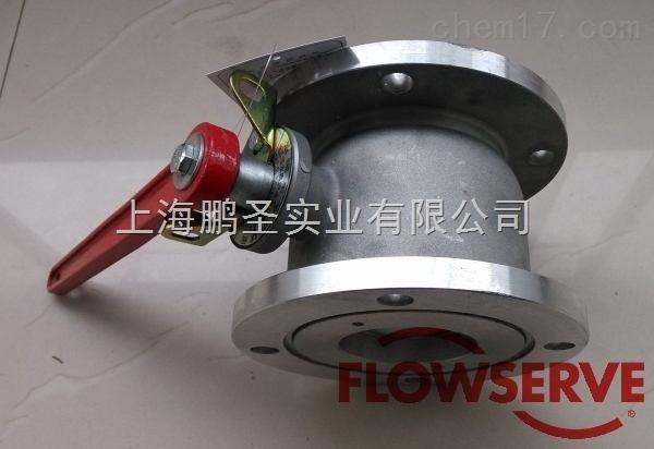 福斯FLOWSERVE球阀07AW44系列技术参数