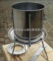 GSY-1 灌水法密度試驗儀價格 灌水法密度試驗儀生產廠家