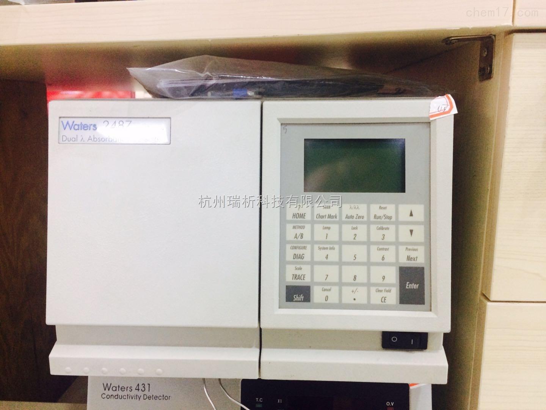 19.Waters 2487 Dual19.Waters 2487 Dual 入 Absorbance Detector