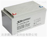 SBB蓄电池6-GFM-65阀控密封式电池12V65AH/10HR
