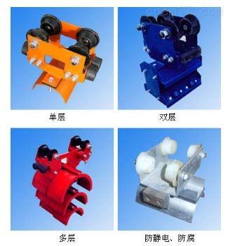 HXDL-60电缆滑轨滑车使用方法