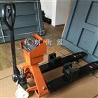 带打印液压叉车秤(1吨-3吨)贵阳生产厂家