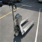 1吨叉车称1T不锈钢叉车电子秤参数及价格