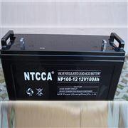 NTCCA蓄电池NP40-12恩科铅酸免维护12V40AH技术规格