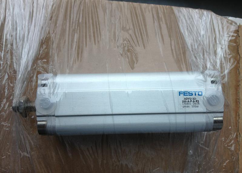 德国festo双作用紧凑型导气缸特价采购图片
