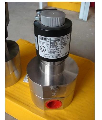==-gsr防爆电磁阀线圈k0593590现货-东莞市艾科工业图片