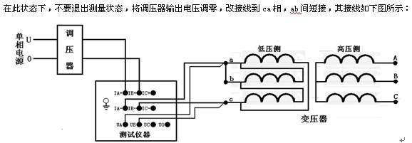 有源变压器容量参数损耗测试仪