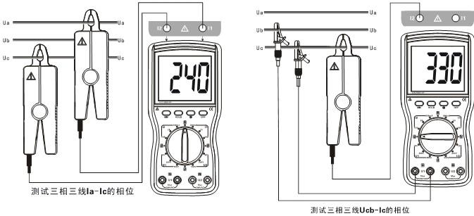 1台 仪表箱 1个 电流钳 2把 测试线 4条(红黑各2条) 电池 6节(碱性干