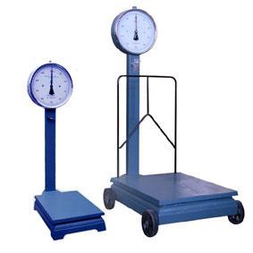 双面度盘机械磅秤
