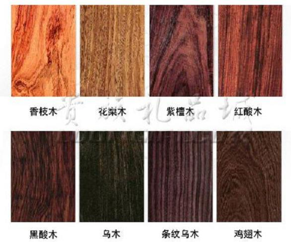 木材干燥-配料-锯料-刨料-划线-裁板-压板-打眼开榫