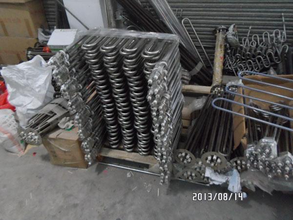 380v开水炉电加热管接线图