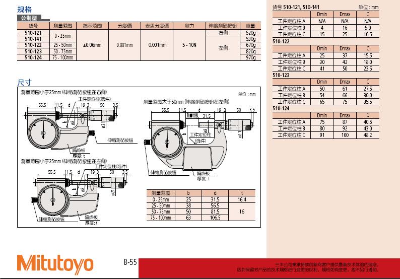 杠杆千分尺-供求商机-苏州勒丰精密仪器有限公司