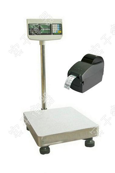 電子臺秤打印