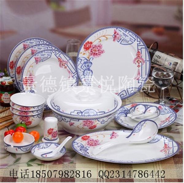 景德镇送礼品陶瓷餐具