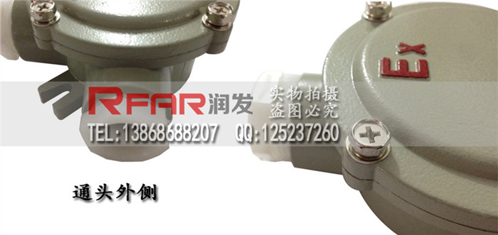ah系列防爆接线盒-供求商机-乐清市润发电器有限公司